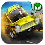 "[kostenlos] iPhone Race Games ""Whacksy Taxi"" auch für iPad & iPod touch"